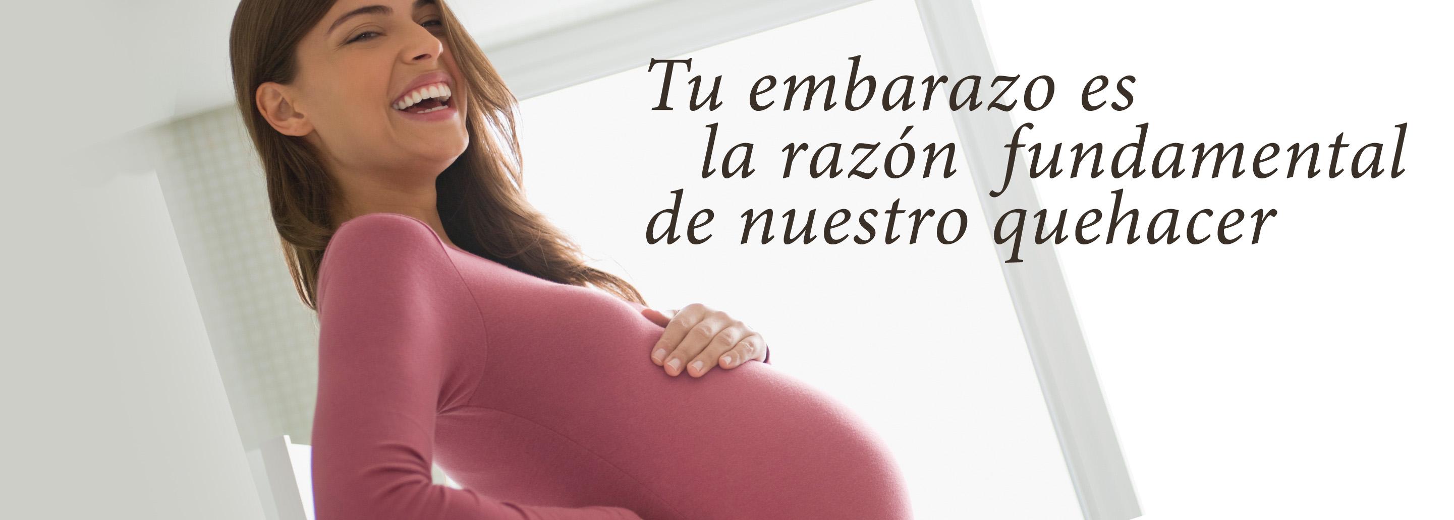 control y seguimiento del embarazo