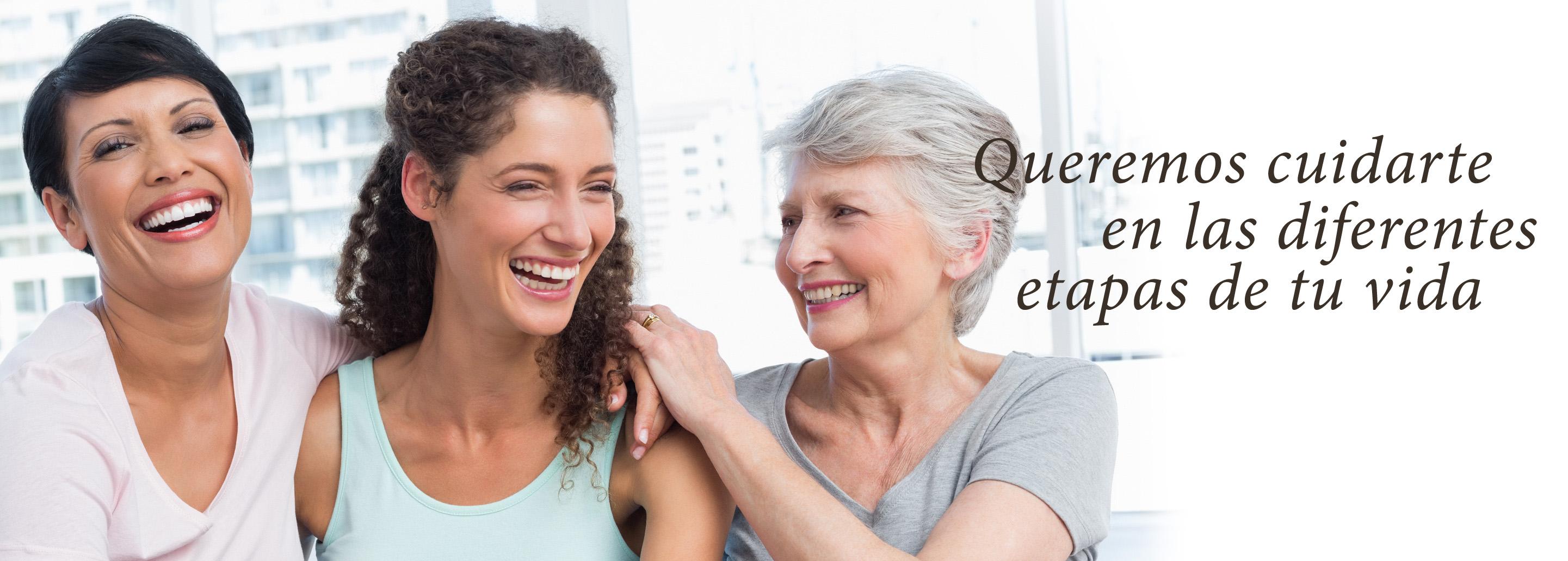 especialistas en la salud de la mujer