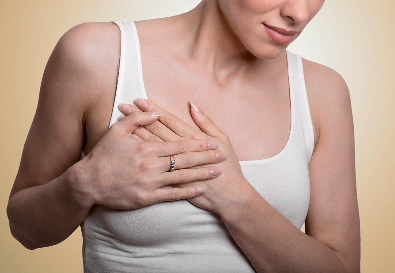 como calmar el dolor en los senos durante el embarazo